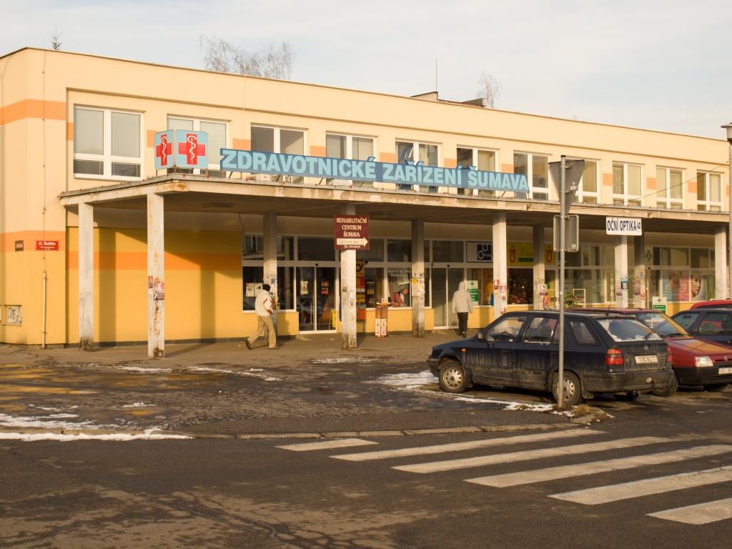 MUDr. Šárka Mičanová zdravotnické středisko